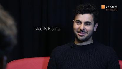 EN ESTUDIO: Nicolás Molina
