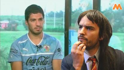 CORNER Y GOL ¡ES GOL!: Entrevista con Luis Suárez.