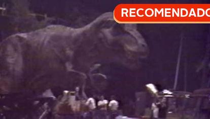 RECOMENDADO: Alimentando al T-Rex