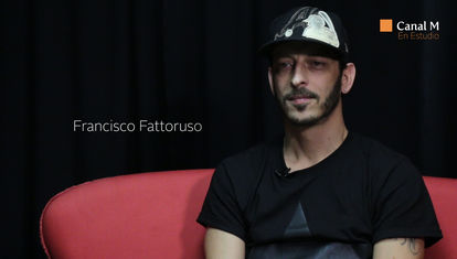 EN ESTUDIO: Francisco Fattoruso