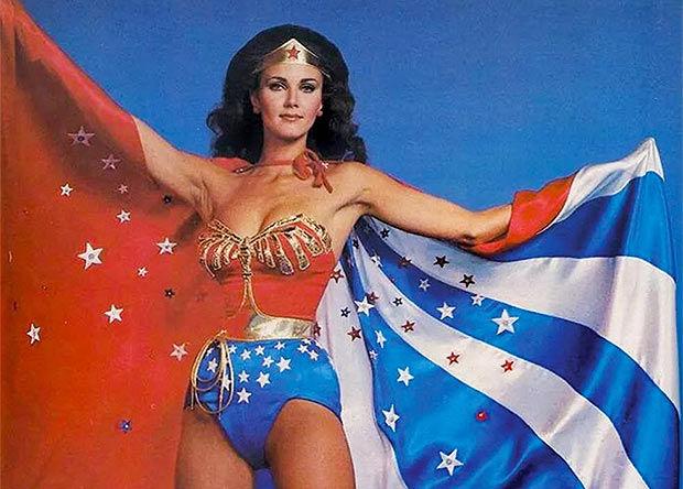 """Lynda Carter, la emblemática """"Mujer Maravilla"""", sufrió abuso sexual"""