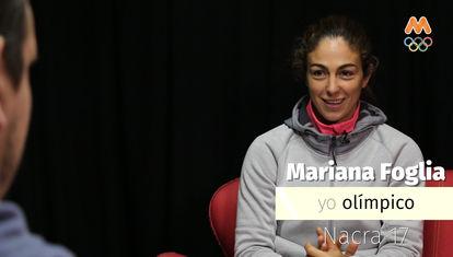 YO OLÍMPICO: Mariana Foglia