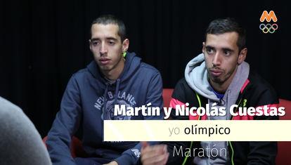 YO OLÍMPICO: Martín y Nicolás Cuestas