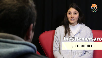 YO OLÍMPICO: Inés Remersaro