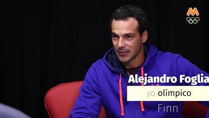 YO OLÍMPICO: Alejandro Foglia