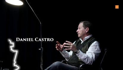 JUEGOS DE PODER: Daniel Castro