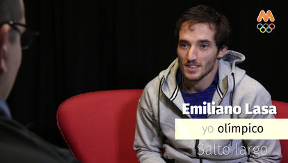 YO OLÍMPICO: Emiliano Lasa