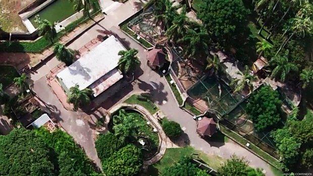 Villa Dolores desde arriba. Foto: Imagine Contenidos