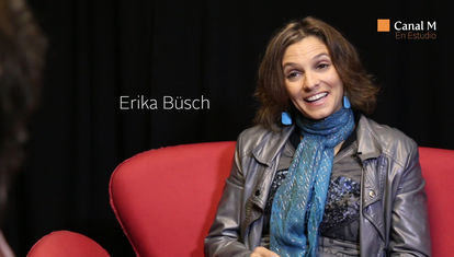 EN ESTUDIO: Erika Büsch