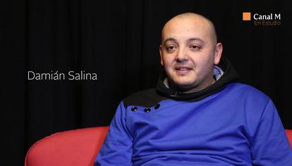 EN ESTUDIO: Damián Salina