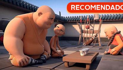 RECOMENDADO: 3 monjes y 1 lechón
