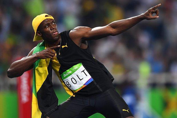 Usain Bolt vuelve a probarse en el fútbol profesional. Foto: EFE l Lukas Coch
