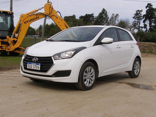 c0dc8dd2d4e5a Conocimos el nuevo Hyundai HB20 - AIRBAG