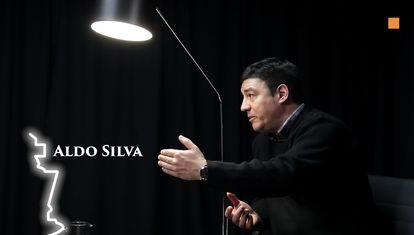 JUEGOS DE PODER: Aldo Silva