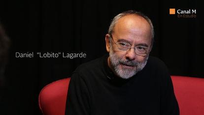 "EN ESTUDIO: Daniel ""Lobito"" Lagarde"