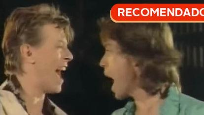 RECOMENDADO: David & Mick