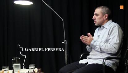 JUEGOS DE PODER: Gabriel Pereyra