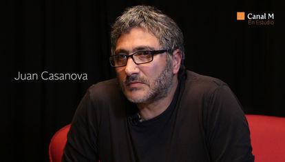 EN ESTUDIO: Juan Casanova