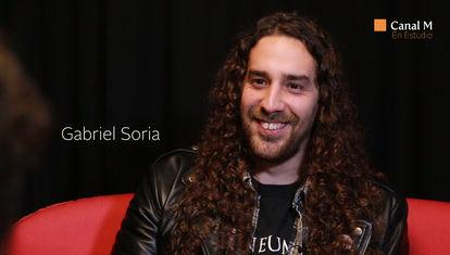 EN ESTUDIO: Gabriel Soria