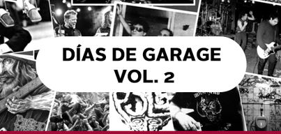 Días de Garage Vol. 2