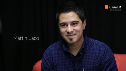 EN ESTUDIO: Martín Laco