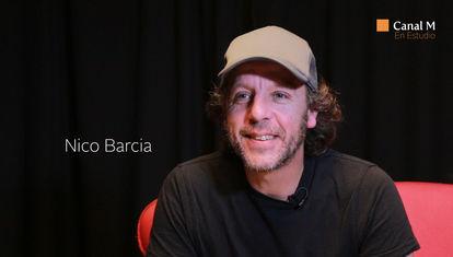 EN ESTUDIO: Nico Barcia