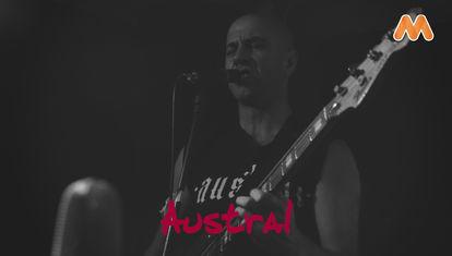 Austral, una banda que nos lleva por un viaje de luz y sombra