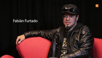 EN ESTUDIO: Fabián Furtado