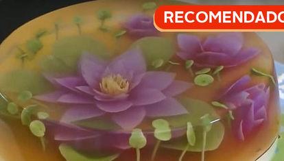 RECOMENDADO: Gelatina en 3D