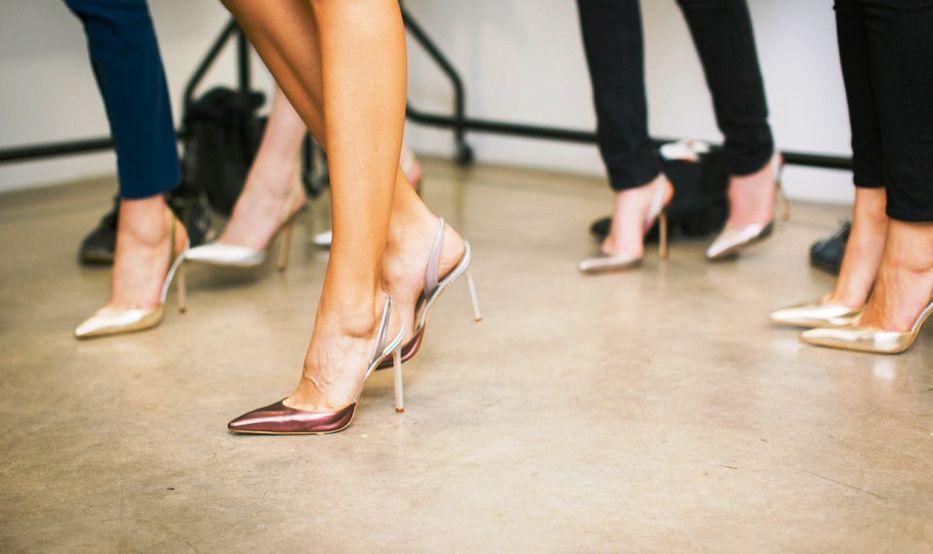 Trucos para usar zapatos de taco alto y evitar dolores molestos 2eddf74eed69