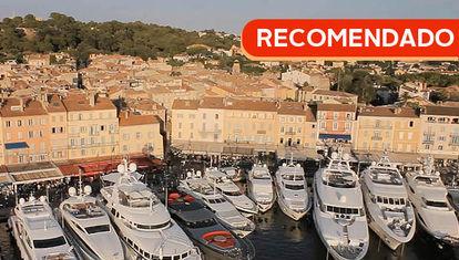 Un Tropez no es caída: Saint Tropez y sus yates de lujo