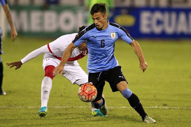 Saracchi en el Sudamericano sub-20 de 2017. Foto: EFE l José Jácome