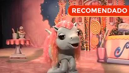 Mi Pequeño Pony: que nunca canten