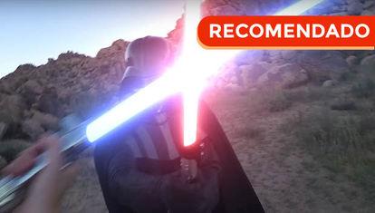 Cine: el último Jedi con GoPro