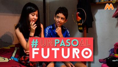 #UnPasoAlFuturo - Al liceo por primera vez