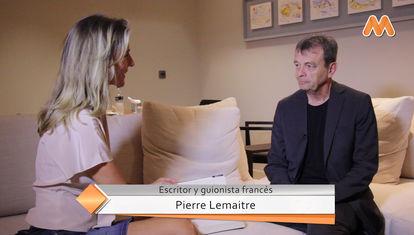 "Pierre Lemaitre: ""Nada de lo que escribimos nos pertenece"""