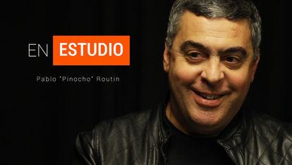 """En Estudio: Pablo """"Pinocho"""" Routín"""