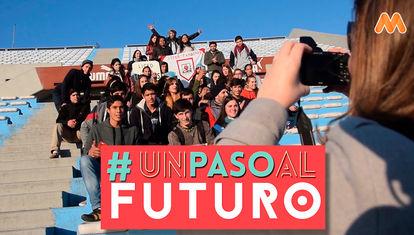 #UnPasoAlFuturo - Con Tambores al ballet