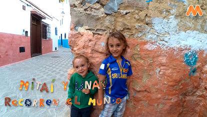 Los Carakoles llegan a Marruecos para aprender una palabra muy importante