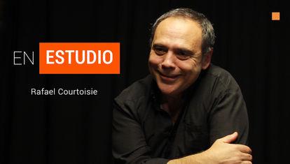 En Estudio: Rafael Courtoisie