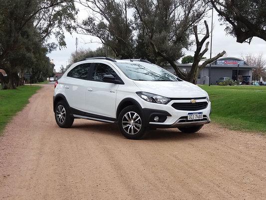 Impresiones De Manejo Probamos El Nuevo Chevrolet Onix Activ Airbag