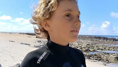 Mitaí, Unay y sus papás siguen intentando adaptarse a Marruecos