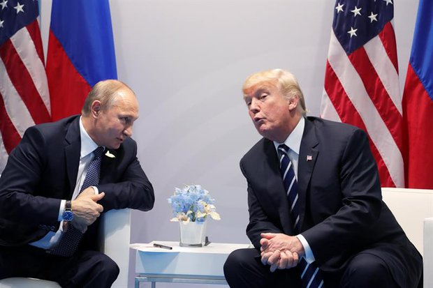 Foto: EFE I Michael Klimentyev - Sputnik Kremlin Pool