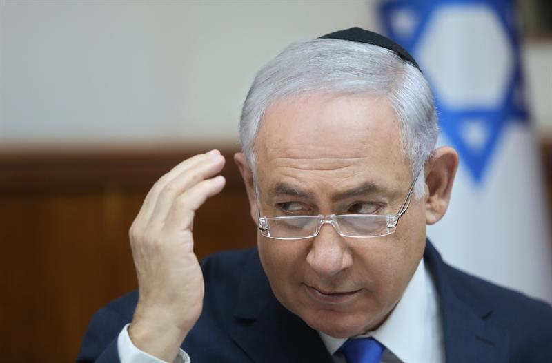 Netanyahu anuncia reconocimiento israelí de Guaidó como presidente interino de Venezuela