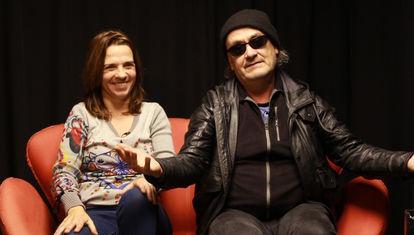 En Estudio: Germán Daffunchio y Gabriela Martínez (Las Pelotas)