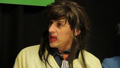 """Norberto Molar: """"En este país si no sos trans, no te dan bola"""""""