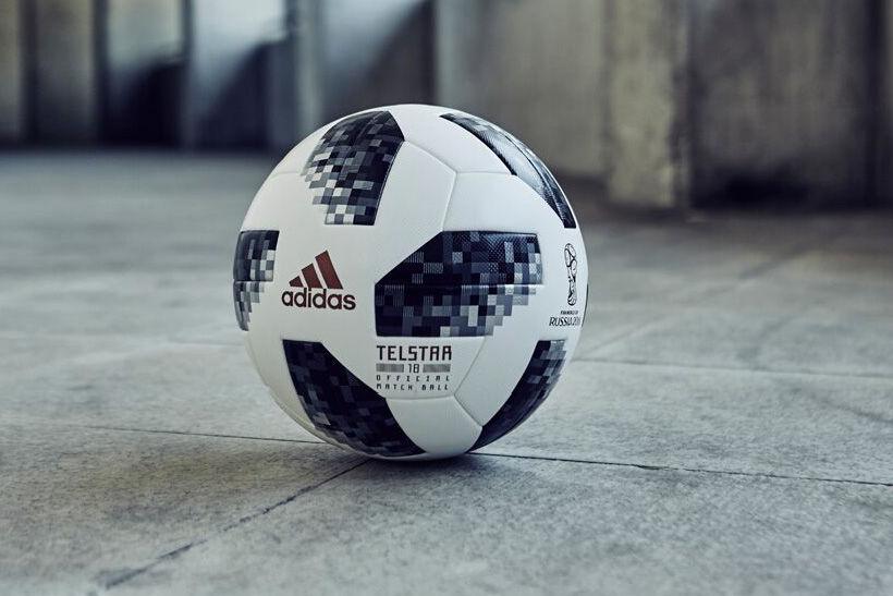 cbcd511172243 FIFA y adidas presentaron la pelota del Mundial de Rusia  la Telstar 18