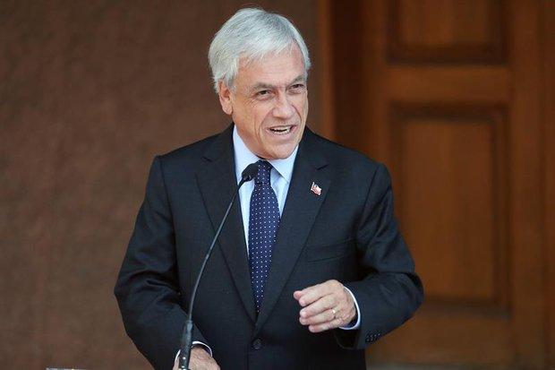 Presidente de Chile, Sebastián Piñera. Foto: EFE/Mario Ruiz (archivo).