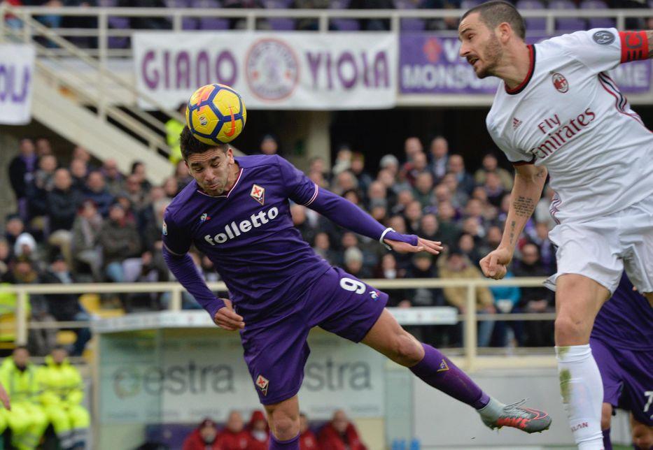 Camiseta Fiorentina VALENTIN EYSSERIC