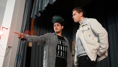 Alumnos de Paysandú enfrentan sus miedos por medio del teatro